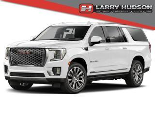 New 2021 GMC Yukon XL SLT for sale in Listowel, ON