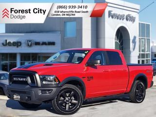 Used 2019 RAM 1500 Classic SLT for sale in London, ON