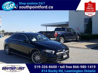Used 2020 Mercedes-Benz A Class A-CLASS|AWD|MOONROOF|HTD SEATS|ADAPTIVE CRUISE for sale in Leamington, ON