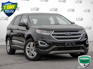 Used 2018 Ford Edge SEL Sel | Awd | Reverse Camera System for sale in Oakville, ON