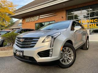Used 2019 Cadillac XT5 Luxury Panoramic Roof Navigation R.Starter Certi* for sale in Concord, ON