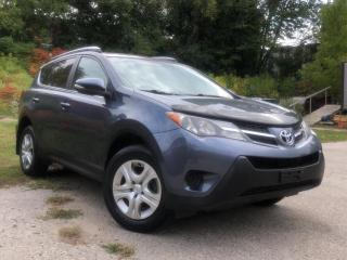 Used 2014 Toyota RAV4 AWD 4dr LE for sale in Waterloo, ON