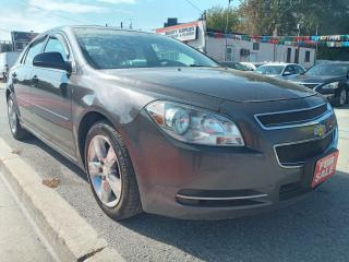 Used 2010 Chevrolet Malibu LT Platinum-ONLY 153k-SUNROOF-BLUETOOTH-AUX-ALLOYS for sale in Scarborough, ON