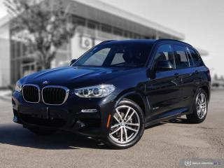 Used 2018 BMW X3 xDrive30i Local! M Sport! Enhanced! Exec. Interior! for sale in Winnipeg, MB