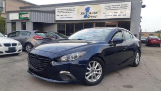 Used 2016 Mazda MAZDA3 GS Backup Cam/heated seats/Alloys for sale in Etobicoke, ON