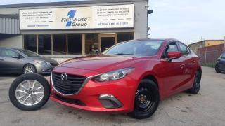 Used 2016 Mazda MAZDA3 GS Navi/Backup Cam/Winter tires & rims for sale in Etobicoke, ON
