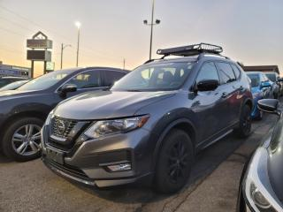 Used 2018 Nissan Rogue Midnight Edition NO Accidents | AWD | MIDNIGHT |Roofrack for sale in Waterloo, ON