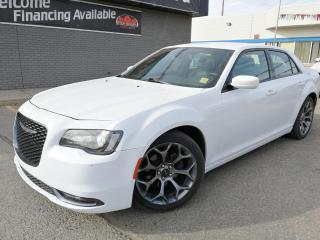Used 2018 Chrysler 300 S Wi-Fi and other Technology Innovations for sale in Saskatoon, SK