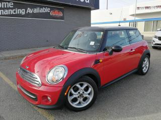 Used 2012 MINI Cooper Priced to sell!! for sale in Saskatoon, SK