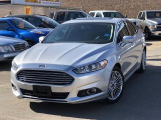 Used 2015 Ford Fusion AWD, LEATHER HEATED SEATS, BACKUP CAMERA & MUCH MORE for sale in Saskatoon, SK