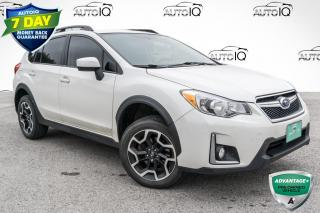 Used 2017 Subaru XV Crosstrek Touring HEATED SEATS!!! 2 SETS OF TIRES AND RIMS!!! for sale in Barrie, ON