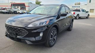 New 2021 Ford Escape SEL for sale in Kingston, ON