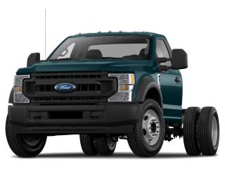 New 2021 Ford F-550 XL 2WD Reg Cab 169  WB 84  CA for sale in Kingston, ON