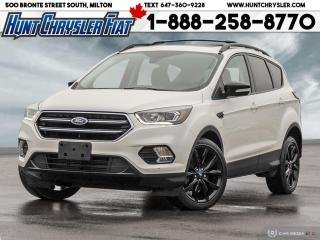 Used 2018 Ford Escape TITANIUM | 4WD | NAV | SUN | LEATHER | CAM & MORE! for sale in Milton, ON