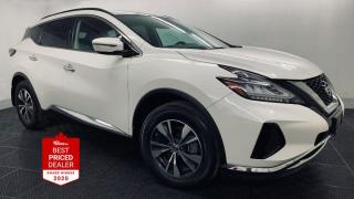 Used 2019 Nissan Murano S *HEATED SEATS - APPLE CARPLAY - ANDROID AUTO* for sale in Winnipeg, MB