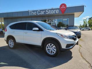 Used 2015 Honda CR-V AWD SE Heat Seats, Rear Cam, Local car, Push Start for sale in Winnipeg, MB