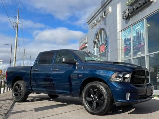 Used 2021 RAM 1500 Classic EXPRESS NIGHT EDITION for sale in Richmond Hill, ON