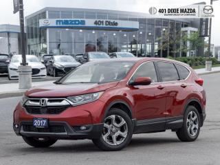Used 2017 Honda CR-V EX for sale in Mississauga, ON