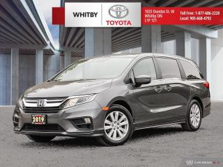 Used 2019 Honda Odyssey LX for sale in Whitby, ON