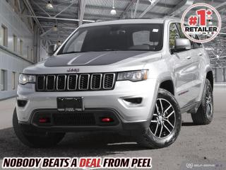 Used 2017 Jeep Grand Cherokee Trailhawk for sale in Mississauga, ON