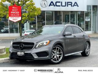 Used 2015 Mercedes-Benz GLA45 AMG 4MATIC SUV for sale in Markham, ON