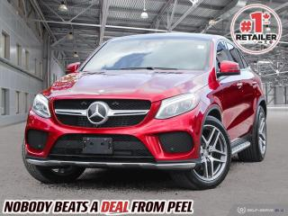 Used 2016 Mercedes-Benz GLE-Class Base for sale in Mississauga, ON