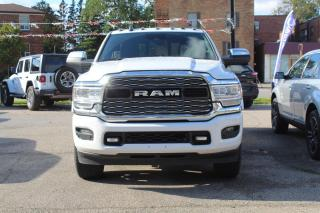 Used 2020 RAM 3500 Limited for sale in Mississauga, ON