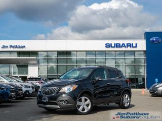 Used 2015 Buick Encore Convenience for sale in Port Coquitlam, BC
