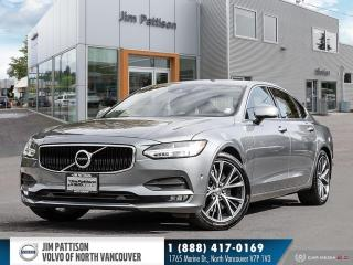 Used 2018 Volvo S90 T6 Momentum - LOCAL - ONE OWNER - NO ACCIDENTS for sale in North Vancouver, BC