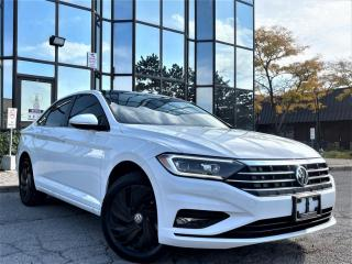 Used 2020 Volkswagen Jetta EXECLINE|AMBIENT LIGHTING|DIGITAL CLUSTER|SUNROOF|ALLOYS| for sale in Brampton, ON