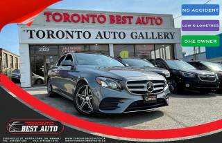Used 2017 Mercedes-Benz E-Class E400|4MATIC|NO ACCIDENT|LOW KILOMETRES| for sale in Toronto, ON