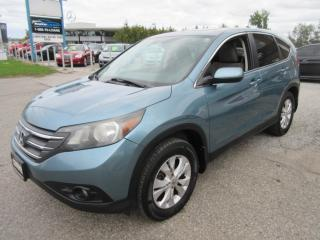 Used 2014 Honda CR-V AWD/ ACCIDENT FREE for sale in Newmarket, ON