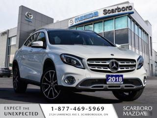 Used 2018 Mercedes-Benz GLA GLA 250 4MATI 1 OWNER CLEAN CARFAX for sale in Scarborough, ON