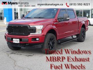 Used 2020 Ford F-150 Lariat  - Leather Seats -  Cooled Seats for sale in Kanata, ON