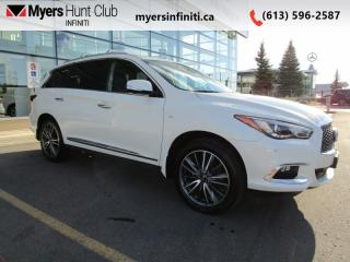Used 2019 Infiniti QX60 Theatre Package for sale in Ottawa, ON
