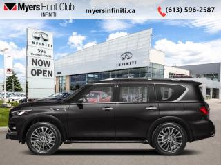 Used 2022 Infiniti QX80 ProACTIVE 7-Passenger for sale in Ottawa, ON