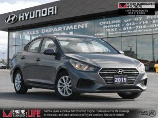 Used 2019 Hyundai Accent Preferred  -  - $117 B/W for sale in Nepean, ON