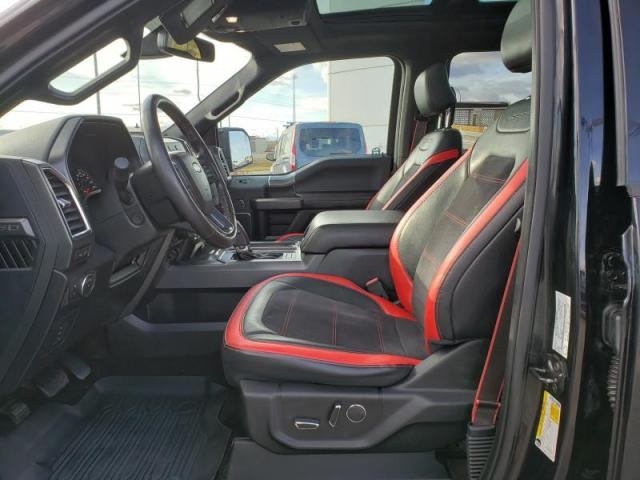 2016 Ford F-150 Lariat  - Leather Seats -  Heated Seats - $463 B/W