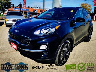 Used 2020 Kia Sportage EX Premium AWD   Leather  Panoramic roof  Low KM for sale in North York, ON
