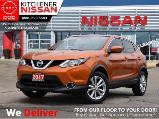 Used 2017 Nissan Qashqai SV   - 1 OWNER | SUNROOF | BLUETOOTH | AWD for sale in Kitchener, ON
