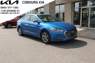 Used 2018 Hyundai Elantra GL SE for sale in Cobourg, ON