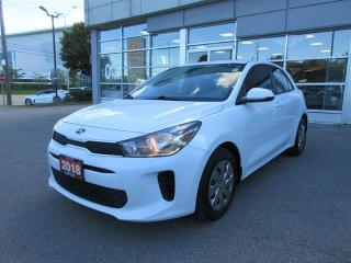 Used 2018 Kia RIO LX HATCHBACK | Clean CARFAX LX for sale in Mississauga, ON