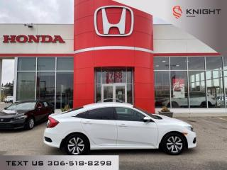 Used 2018 Honda Civic SEDAN SE for sale in Moose Jaw, SK