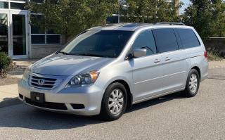 Used 2010 Honda Odyssey EX-L for sale in Brampton, ON