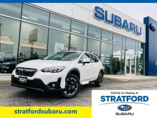 New 2021 Subaru XV Crosstrek Touring w/ Eyesight for sale in Stratford, ON