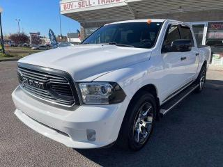 Used 2017 RAM 1500 LIMITED CREWCAB NAVI LEATHER BCAMERA for sale in Calgary, AB