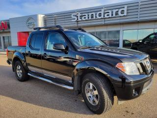 Used 2012 Nissan Frontier Pro-4X for sale in Swift Current, SK