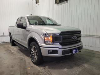 Used 2019 Ford F-150 XLT SPORT w/3.5L ECOBOOST, POWER DRIVER SEAT, TOWING PKG for sale in Huntsville, ON