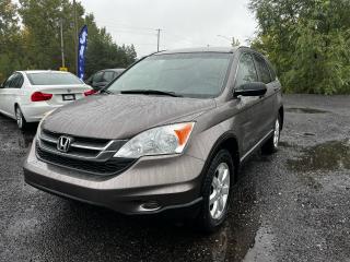 Used 2010 Honda CR-V LX for sale in Ottawa, ON