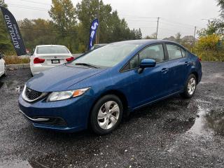 Used 2014 Honda Civic LX for sale in Ottawa, ON